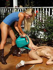 Malena Morgan Spread Wide by Sara Jaymes on Sex Swing – 8/26/2011