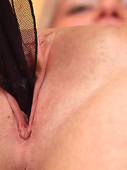Maria Stuffing her Wet Pussy With her Panties